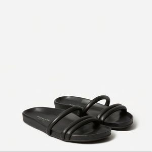 Everlane The Form Three Strap Sandals